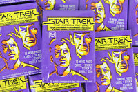 Topps Star Trek The Motion Picture Collectible Trading Cards, One Wax Pack, 1979