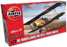 Airfix de Havilland DH.82a Tiger Moth 1:72 Escala Maqueta Plástico en Kit A02106