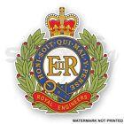 British Corps of Royal Engineers - Army - UK Car/Van/Bumper/Window Stickers