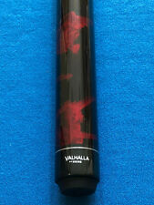 Viking Valhalla VA212 Red Pool Cue