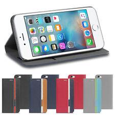 Smartphone Hülle Tasche Wallet Flip Case Handy Schutzhülle Cover Case Etui Bag