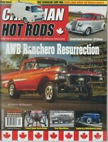 Canadian Hot Rods April/May 2019 Volume 14 Issue 4 AWB Ranchero Resurrection