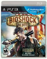 BioShock Infinite - 2013 2K Games - Mature - Sony Playstation 3 PS3