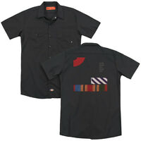 PINK FLOYD THE FINAL CUT Adult Men's Dickies Licensed Band Work Shirt SM-3XL