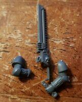 Warhammer 40k Assault Squad NAS Space Marine Bits: Eviscerator Heavy Chain sword