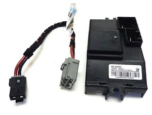 New Genuine HVAC Blower Motor Resistor LHD with Wire Harness Assy