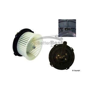 One New TYC HVAC Blower Motor 700115 8972316420 for Honda for Isuzu