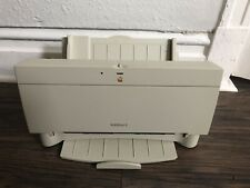 Vintage 1993 Apple StyleWriter II  Printer w/ Cables and Box TESTED WORKS