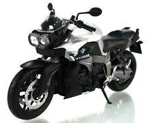 Automax 1:12 BMW K1300R Motorcycle Bike Model Toy Silver Black