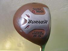 "44 1/2"" Taylor Made Burner Tour 8.5 Degree Driver. Tour Stiff TS-100 Plus Shaft."