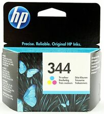 ORIGINAL  HP 344 / C9363EE TRI COLOUR INK CARTRIDGE Work With 338 or 339
