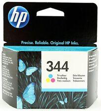 ORIGINAL  HP 344 / C9363EE TRI COLOUR INK CARTRIDGE Work With 338 or 339
