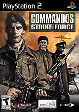 Commandos: Strike Force (LN) Pre-Owned Playstation 2