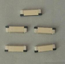 5pcs FFC/FPC connector 20pin pitch 0.5mm top contact