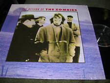 Return of the Zombies Lp w/shrink NM '90 rca german OOP