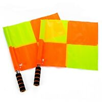 Football Linesman Flags With Pouch Premier League Champions League