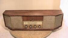 JVC Delmonico TFM-407U tube AM/SW/FM radio working