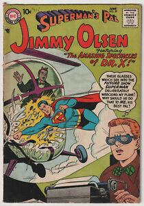 M1925: Superman's Pal, Jimmy Olsen #29, Vol 1, G+/VG Condition