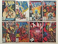 X-MEN LOT 22 COMICS (#38-#57) ANNUALS 1995 1996 1991 SERIES RUN SET MARVEL