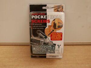 500 TREND POCKET HOLE JIG COARSE THREAD SCREWS PH/7X30/500C
