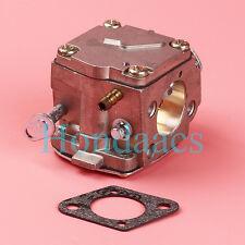 Carburetor Fits Husqvarna 61 266 268 272 272XP Chainsaw WT free carb gasket