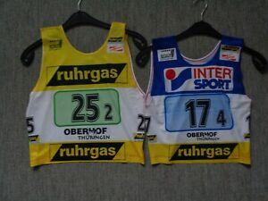 2 Biathlon Leibchen  Oberhof