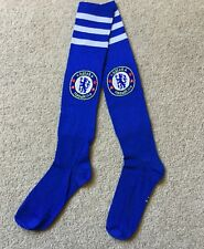 CHELSEA FC Soccer Socks Fit Children To Adult Brand New.
