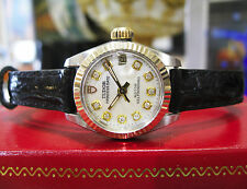 LADIES TUDOR PRINCESS DATE TWO-TONE GOLD & STAINLESS REF: 92313 WATCH 1994