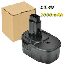 2.0Ah For Dewalt 14.4V battery DE9092,DE9094,DC9091,DE9038,DE9091,DW9091,DW9094