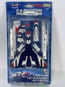 Revell F-4 Phantom Thunderbird Airplane Model Kit 1/100 85-1376