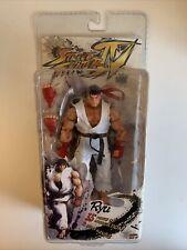 New NECA Capcom Street Fighter IV Ryu Action Figure Boxed