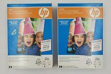 HP Premium Photo Paper (Lot of 2)