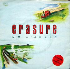 Single / ERASURE / RED VINYL / ERSTAUFLAGE / RARITÄT /