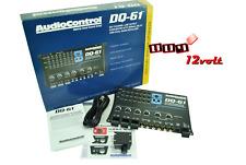 AudioControl DQ-61 (BLACK) Digital Signal Processor w/EQ and Time Delay