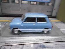 AUSTIN Mini Morris Minor hell blau blue 1964 Altaya De Agostin S-Preis 1:43