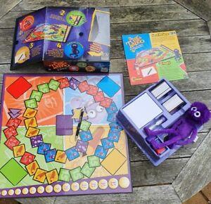 THE BIG TABOO BOARD GAME - Includes BENDY BOB FIGURE - Parker - 12+