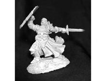 Reaper Miniatures Dark Heaven Legends 03733 Sir Rathan Kranzhel, Human Fighter