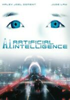 A.I. - Artificial Intelligence (Widescreen Two-Disc Special Edition) - DVD -  Ve