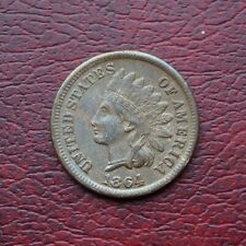 More details for usa 1864l bronze small cent