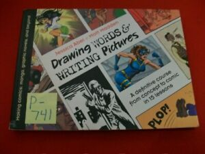 COLLECTIBLE DRAWING WORDS & WRITING PICTURES MAKING COMICS: MANGA, GRAPHIC NOVEL