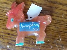 Humphrey 1968 50th Anniversary Presidential Race Donkey Lapel pin
