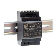 Din-Rail Alimentation 32W 5V 6,5A ; MeanWell HDR-60-5 ; Transformateur Driver