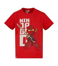 sehr schicke Lego Ninjago T-Shirts für Jungen in den Gr. 104 - 140, NEU