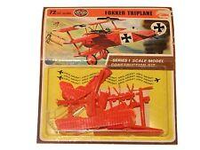 airfix construction kit vintage series 1  fokker triplane