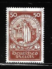Hick Girl-Old Mint German Semi-Postal Sc#B11 Issue 1924 X8331