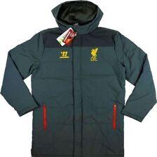 Liverpool Soccer Stadium Padded Jacket Warrior LFC Warm Winter Football Coat NEW