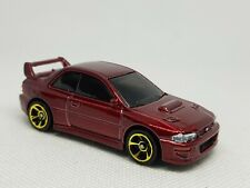 Hotwheels '98 Subaru Impreza 22B STi - Excellent Condition