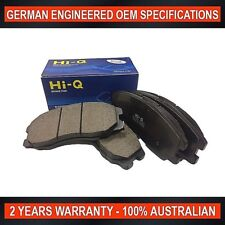 Premium Front Brake Pad for Holden Captiva 2.0L 2.4L & 3.2L Petrol & Diesel Eng.