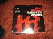 ORMANDY PHILADELPHIA ORCH RITUAL FIRE DANCE LP COLUMBIA MS 6823 EX / EX