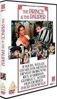 Prince and The Pauper [DVD][Region 2]
